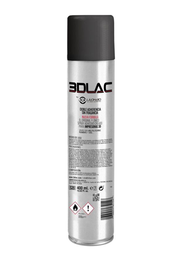 3DLAC spray domos3d
