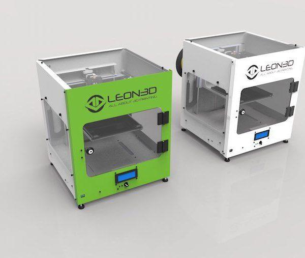 LION PRO 3D 2 colores domos3d