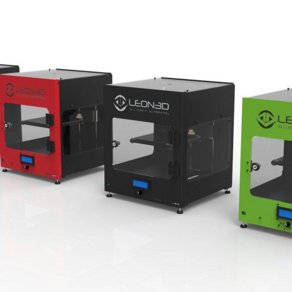 LION PRO 3D 4 colores b domos3d