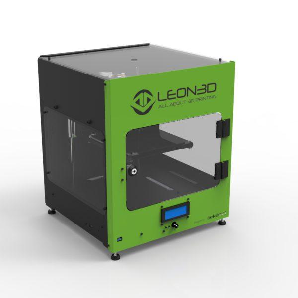 LION PRO 3D verde negra domos3d