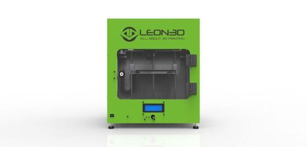 LION PRO 3D verde domos3d