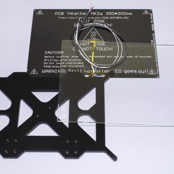 Componentes Kit Ampliación (3) Domos3D