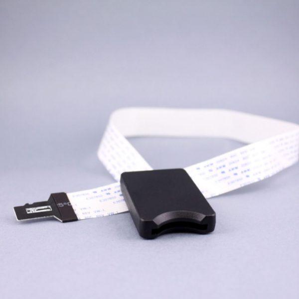 Extensor Adaptador MicroSD a SD Domos3D