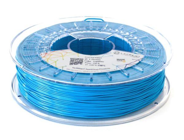 Flexiprint azul domos3d