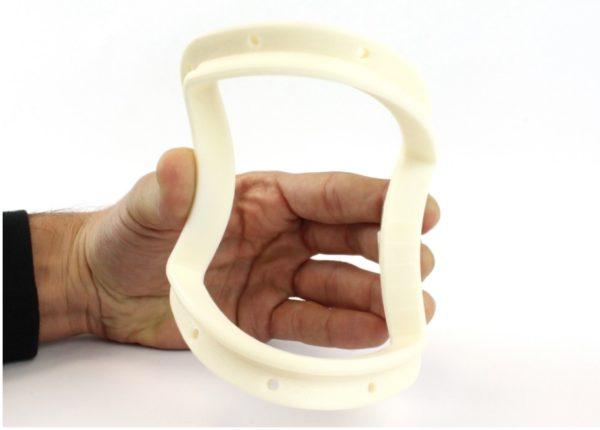 Flexiprint blanco pieza domos3d