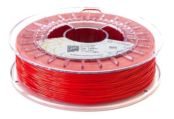 Flexiprint rojo domos3d