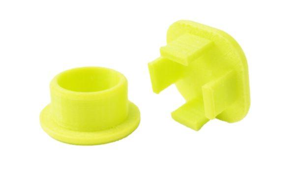 Flexiprint verde piezas domos3d