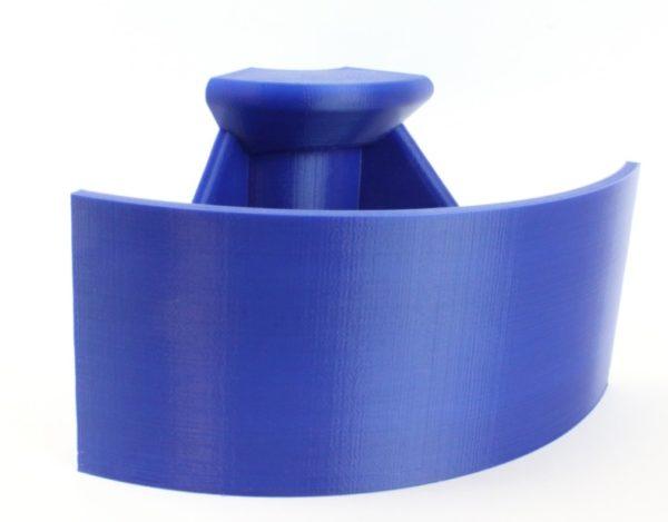 PETG Azul pieza Domos3D